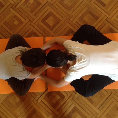 Yoga in famiglia
